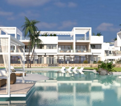 Bungalow - Nouvelle Construction - Orihuela Costa - Orihuela Costa