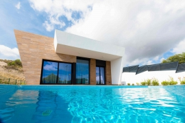 Продажа виллы в провинции Costa Blanca North, Испания: 3 спальни, 151 м2, № NC4714CG – фото 3