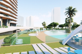Nouvelle Construction - Apartment - Benidorm