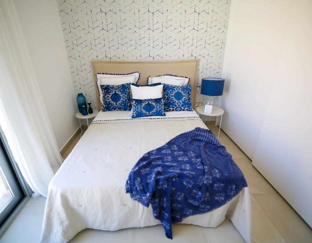 NC1270CG : Квартира в элитном жилом комплексе в Финестрате