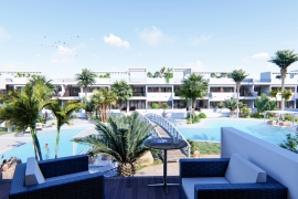 Продажа бунгало в провинции Costa Blanca South, Испания: 2 спальни, 114 м2, № NC2230IM-D – фото 5
