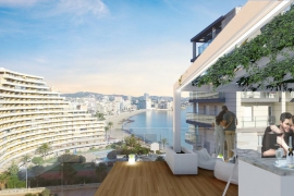 Продажа апартаментов в провинции Costa Blanca North, Испания: 2 спальни, 120 м2, № NC1980SO – фото 2