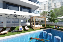 Продажа апартаментов в провинции Costa Blanca North, Испания: 2 спальни, 120 м2, № NC1980SO – фото 4