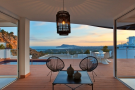 Продажа виллы в провинции Costa Blanca North, Испания: 4 спальни, 355 м2, № NC3120VA – фото 1