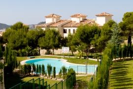 Продажа таунхаус в провинции Costa Blanca North, Испания: 2 спальни, 110 м2, № NC2150MP – фото 3