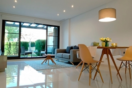 Продажа таунхаус в провинции Costa Blanca North, Испания: 2 спальни, 110 м2, № NC2150MP – фото 5