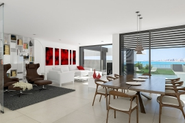 Продажа виллы в провинции Costa Blanca North, Испания: 4 спальни, 524 м2, № NC2991NB – фото 9