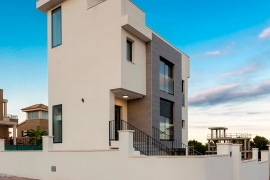 Продажа виллы в провинции Costa Blanca North, Испания: 3 спальни, 170 м2, № NC2160LH – фото 3