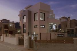 Продажа виллы в провинции Costa Blanca North, Испания: 3 спальни, 170 м2, № NC2160LH – фото 6