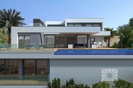 Продажа виллы в провинции Costa Blanca North, Испания: 3 спальни, 707 м2, № NC2460VA – фото 2