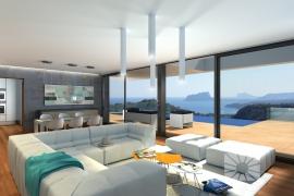 Продажа виллы в провинции Costa Blanca North, Испания: 3 спальни, 707 м2, № NC2460VA – фото 3