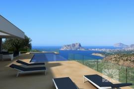 Продажа виллы в провинции Costa Blanca North, Испания: 3 спальни, 707 м2, № NC2460VA – фото 4