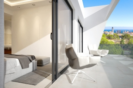 Продажа виллы в провинции Costa Blanca North, Испания: 3 спальни, 260 м2, № NC2278MQ – фото 8