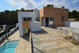 Продажа виллы в провинции Costa Blanca North, Испания: 4 спальни, 190 м2, № NC2456MH – фото 4