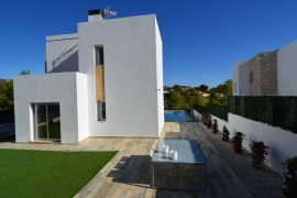 Продажа виллы в провинции Costa Blanca North, Испания: 4 спальни, 190 м2, № NC2456MH – фото 2