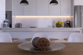 Продажа апартаментов в провинции Costa Blanca North, Испания: 2 спальни, 78 м2, № NC1140UC – фото 5