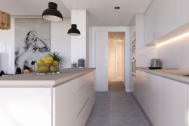 Продажа апартаментов в провинции Costa Blanca North, Испания: 2 спальни, 78 м2, № NC1140UC – фото 6