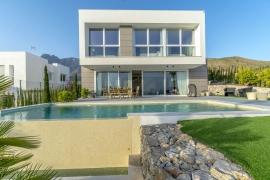 Продажа виллы в провинции Costa Blanca North, Испания: 3 спальни, 194 м2, № NC1250MA – фото 1