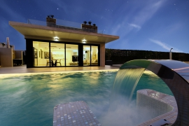 Продажа виллы в провинции Costa Blanca South, Испания: 3 спальни, 179 м2, № NC2150AM – фото 4