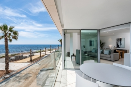 Продажа апартаментов в провинции Costa Blanca South, Испания: 3 спальни, 154 м2, № NC1390SA – фото 1