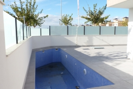 Продажа виллы в провинции Costa Blanca South, Испания: 3 спальни, 105 м2, № NC4090MA – фото 4
