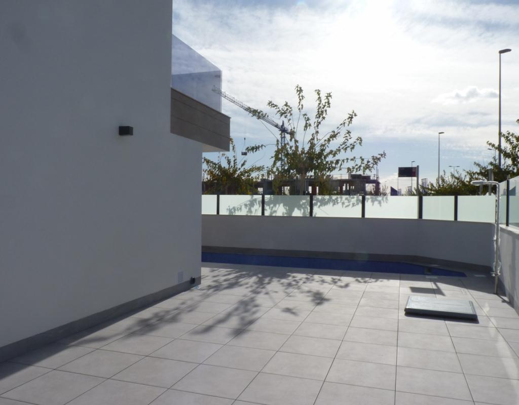 NC2090MA : Новые современные виллы в Сан-Хавьер, Коста Калида