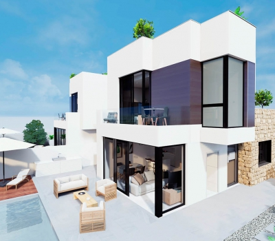 Villa - New build - Torrevieja - Torrevieja