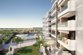 Продажа апартаментов в провинции Costa Blanca South, Испания: 2 спальни, 77 м2, № NC1587VP – фото 2