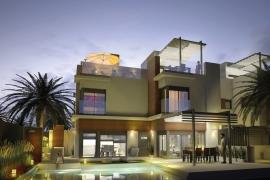 Продажа виллы в провинции Costa Calida, Испания: 3 спальни, 172 м2, № NC2112OR – фото 3