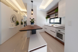 Продажа апартаментов в провинции Costa Blanca South, Испания: 2 спальни, 82 м2, № NC2148EU – фото 8