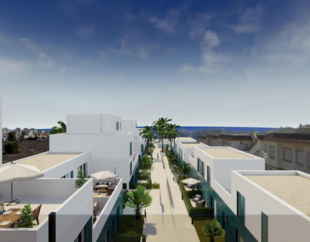 NC2114TR : Апартаменты в Плайя Фламенка (Ориуэла Коста), Коста Бланка Юг