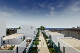 Продажа апартаментов в провинции Costa Blanca South, Испания: 1 спальня, 79 м2, № NC2114TR – фото 7