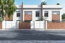 Продажа таунхаус в провинции Costa Blanca South, Испания: 3 спальни, 95 м2, № NC3680CI – фото 2