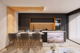 Продажа апартаментов в провинции Costa Blanca South, Испания: 3 спальни, 102 м2, № NC1850BH – фото 7