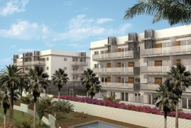 Продажа апартаментов в провинции Costa Blanca North, Испания: 1 спальня, 69 м2, № NC1250VP – фото 3