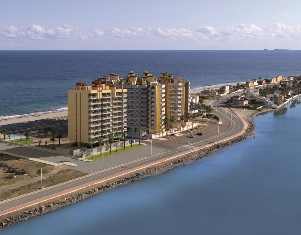 NC1349GR : Квартиры на первой линии моря в Ла-Манга-дель-Мар-Менор