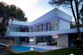 Продажа виллы в провинции Costa Blanca North, Испания: 4 спальни, 320 м2, № NC3290BI – фото 4