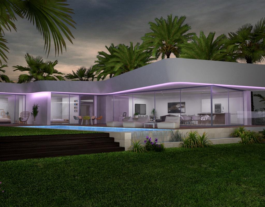 NC3220BI : Современная роскошная вилла в Бениса