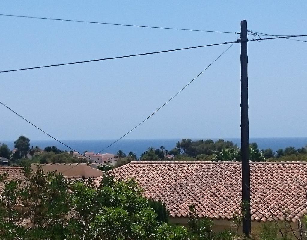 NC2680PR : Вилла в современном стиле в Морайре, Moraira