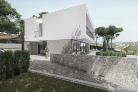 Продажа виллы в провинции Costa Blanca North, Испания: 3 спальни, 802 м2, № NC2640MV – фото 3