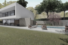 Продажа виллы в провинции Costa Blanca North, Испания: 3 спальни, 802 м2, № NC2640MV – фото 5