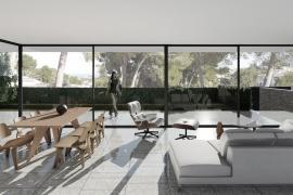 Продажа виллы в провинции Costa Blanca North, Испания: 3 спальни, 802 м2, № NC2640MV – фото 9