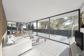 Продажа виллы в провинции Costa Blanca North, Испания: 3 спальни, 802 м2, № NC2640MV – фото 10