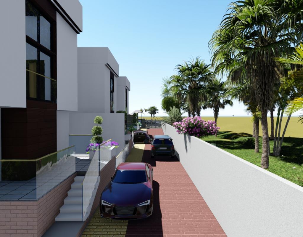 NC2295KA : Роскошная вилла в современном стиле в Плайя де Сан Хуан