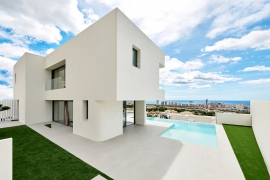 Продажа виллы в провинции Costa Blanca North, Испания: 4 спальни, 420 м2, № NC2500CV – фото 3