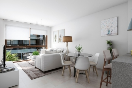 Продажа таунхаус в провинции Costa Blanca South, Испания: 2 спальни, 66 м2, № NC3540BE – фото 3