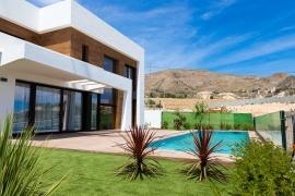 Продажа виллы в провинции Costa Blanca North, Испания: 3 спальни, 313 м2, № NC3550CG – фото 2