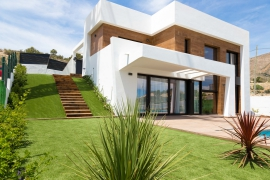 Продажа виллы в провинции Costa Blanca North, Испания: 3 спальни, 313 м2, № NC3550CG – фото 4