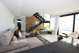 Продажа виллы в провинции Costa Blanca North, Испания: 3 спальни, 313 м2, № NC3550CG – фото 10