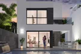 Продажа виллы в провинции Costa Blanca South, Испания: 4 спальни, 150 м2, № NC2445AM – фото 2